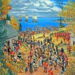 Les Acadiens en Rance
